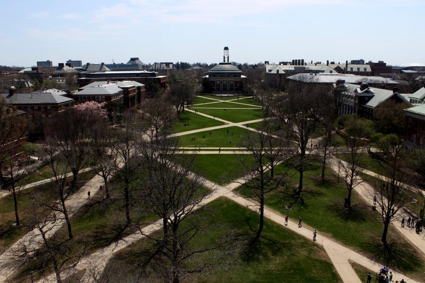 University of Illinois by Ari