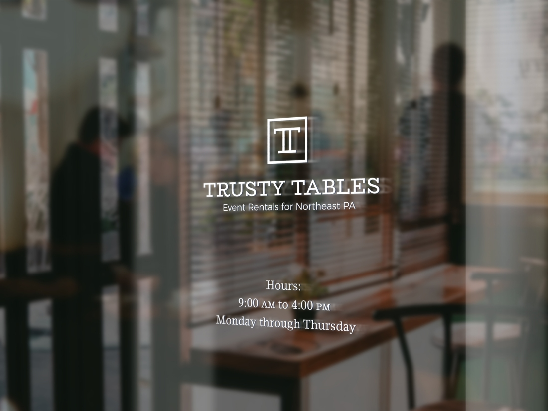 Trusty Tables4